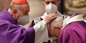 Homilia do Papa Francisco na quarta-feira de cinzas