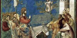 Subida a Jerusalém. O risco da liberdade