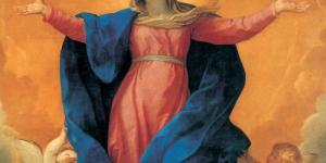 """ASSUNÇÃO DE MARIA: plenitude do seu """"ser visitante"""""""