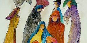 As mulheres do Calvário