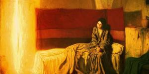 A Virgem Maria, mulher orante