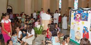 Missa e celebração da Palavra com crianças (parte final)