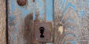 A coragem de abrir portas