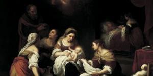 Celebração do Natal em Família