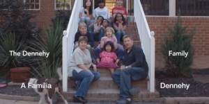 Uma família especial