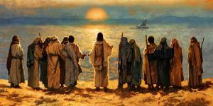 Situar-nos em torno a Jesus