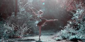 Transforma teu pranto em dança