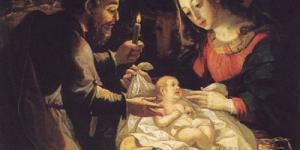 Papai Noel ou Jesus Cristo?