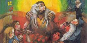 Oração da ovelha resgatada pelo pastor