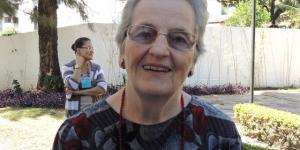 Uma catequista de 90 anos: Inês Broshuis