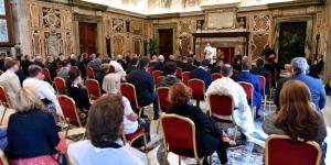 Discurso do Papa Francisco