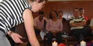 Sugestão oração com catequistas