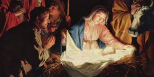 O nascimento de João Batista e de Jesus