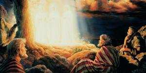 A luz que nos transfigura