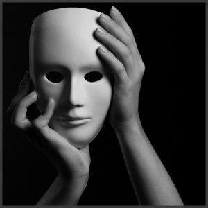 tirar as máscaras