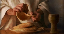 O pão mais saboroso é aquele que compartilhamos