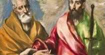 PEDRO E PAULO: diferenças que se encontram