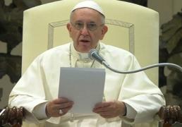 Vídeo do Papa com catequistas (Parte 1)